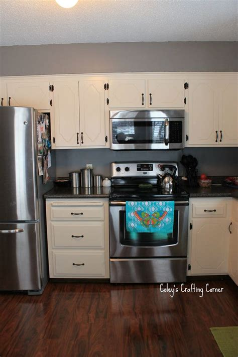 Kitchen Kompact Cabinets Cream Colored Cabinets Grey Walls And Colored Cabinets On