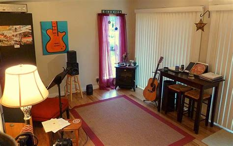 tiny house music studio hummingbird tiny spaces