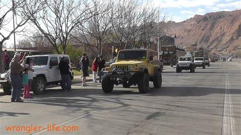 jeep safari 2013 jeep wrangler com big saturday moab easter jeep