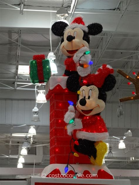 disney christmas outdoor decorations photograph disney s