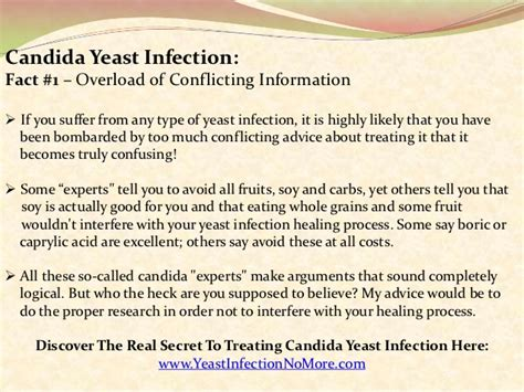 whole grains yeast infection treatment candidiasis