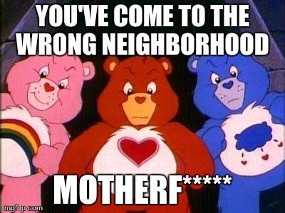 Care Bear Meme - 140 best images about care bear funny art on pinterest