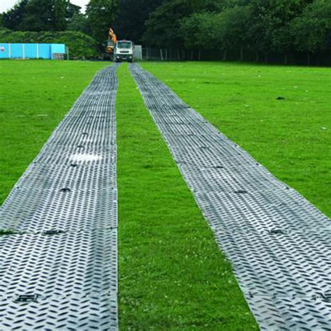 Ground Protection Mats For Sale by Mat Pak Ground Protection 3x8 Ft Black Alturnamats