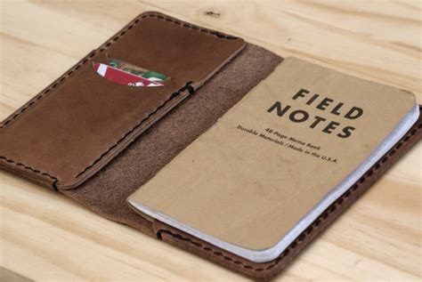 field note leather field notes cover field notes sleeve field notes