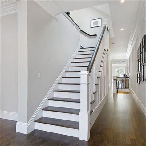 benjamin abalone benjamin revere pewter staircase painted rail