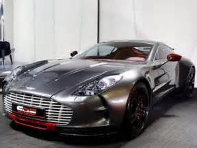 Aston Martin On Sale Aston Martin One 77 For Sale Could Reach 4 Million Easy