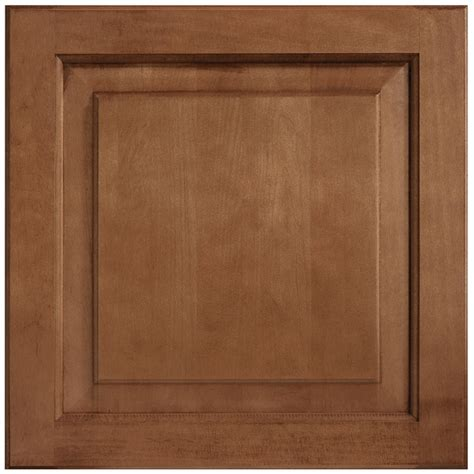 Shenandoah Cabinets Lowes by Shop Shenandoah Winchester 14 5 In X 14 56 In Cognac Maple