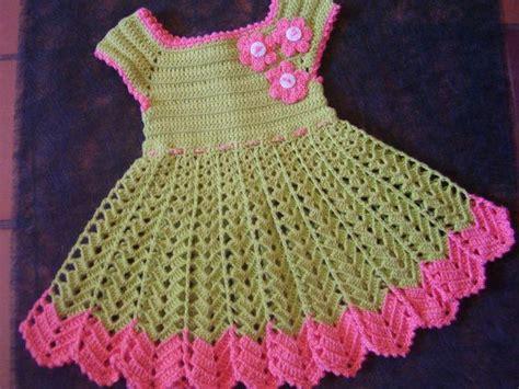 crochet vestido para nena a ganchillo hecho por tasha hermoso vestido de ni 241 a hecho a mano en ganchillo por