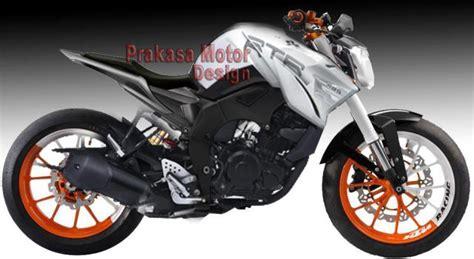 Foto Motor Kren by Variasi Modifikasi Yamaha Byson Kren Foto