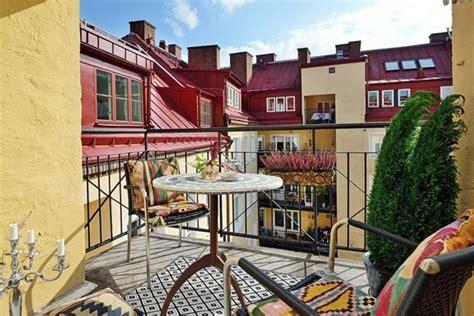 balconi arredati balconi con ringhiere in ferro battuto dal classico al