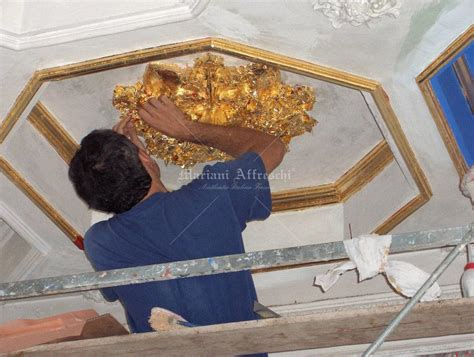 soffitto a cassettoni in gesso decorazioni soffitto gesso soffitto cassettoni gesso