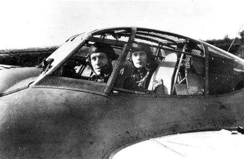 raf nightfighter pilot eric loveland in mosquito nf 30