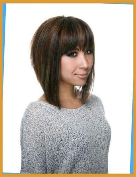 formal styles for aline bobs a line bob haircut with bangs love the cut hair