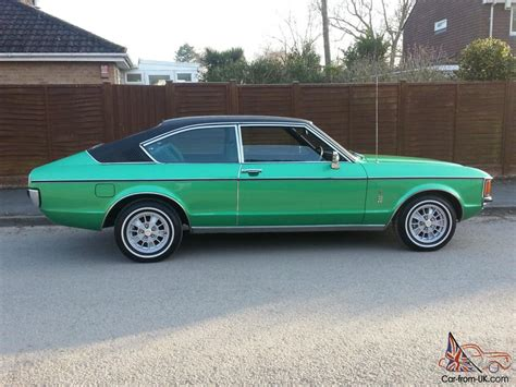 1976 mk1 granada ghia coupe true collectors car stunning