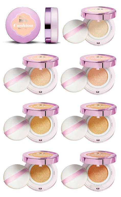 L Oreal Cushion l or 233 al cushion il fondotinta tap tap