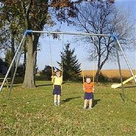 metal swing set kits metal swing sets swing set kits commercial grade or