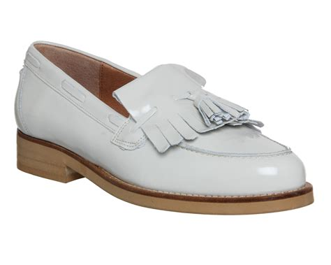 Maharani Loafer Flats Dir Co office extravaganza loafers white box leather flats