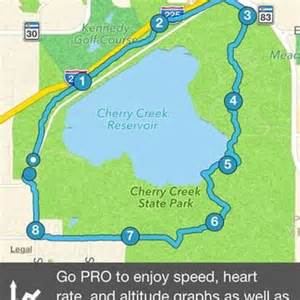 Cherry Creek State Park Map by Cherry Creek State Park Parks 4201 S Parker Rd