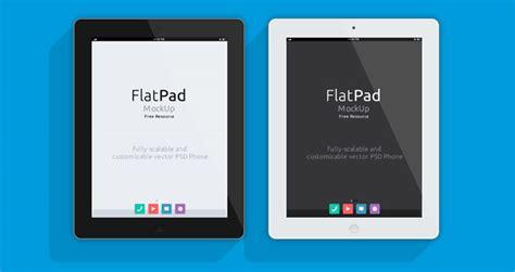 flat design ipad mockup ipad psd flat mockup psd mock up templates pixeden