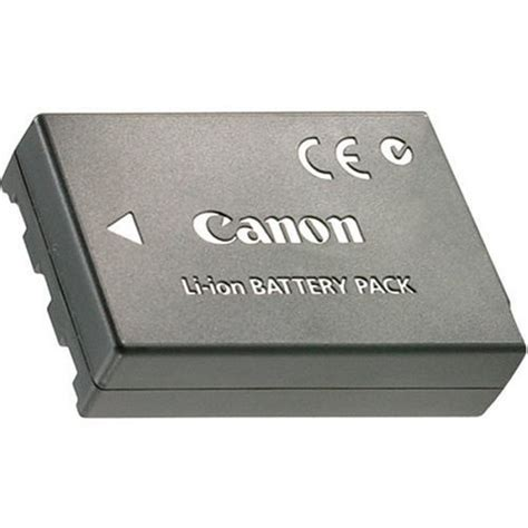Canon Battery Nb 1lh 840mah canon nb 1lh lithium ion battery 3 7v 840mah for canon