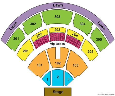 nissan pavilion seating chart tickets jiffy lube live
