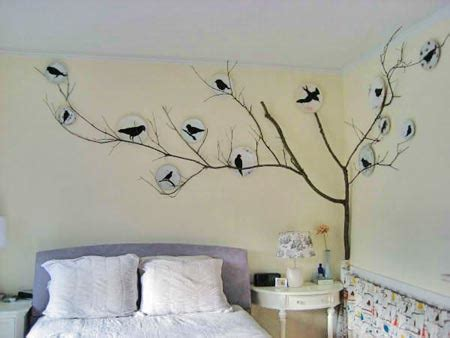 home decoration bedroom wall decor creative bedroom