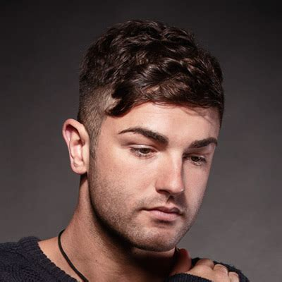 mens cuts wavy hair make face look thinner 2016 men s short haircuts for wavy hair men s hairstyles