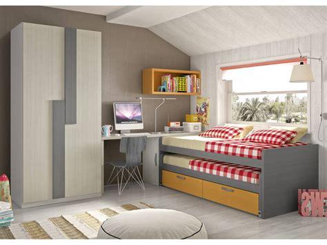 habitaciones juveniles con dos camas dormitorios juveniles con dos camas dise 241 os