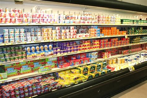 why are eggs in the dairy section fresh world international supermarket