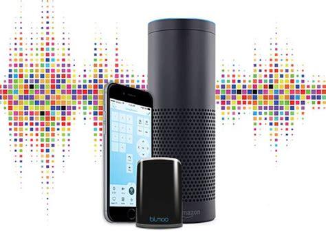 blumoo amazon echo blumoo amazon echo alexa blumoo 100 blumoo bluetooth universal remote save 47 geeky gadgets