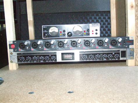 Behringer Mic2200 Microphone Prelifier behringer ultragain pro mic2200 image 418769 audiofanzine