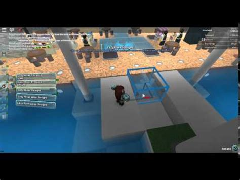 roblox pool tycoon 3 roblox pool tycoon 4 getting the rivermouth youtube