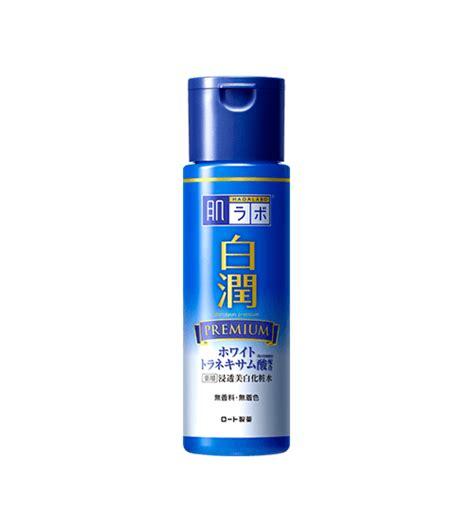 Serum Hada Labo Whitening n豌盻嫩 hoa h盻渡g hada labo shirojyun premium whitening lotion