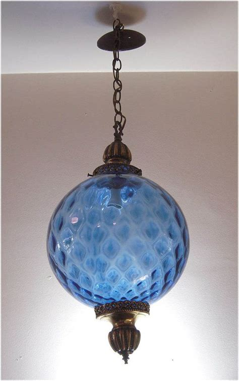 Replacement Glass For Light Fixture Lighting Fixtures Cobalt Pendant Blue Glass Light Fixture Shade Stained Replacement Parts