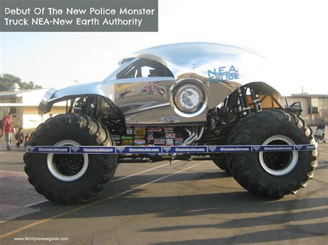 new monster truck videos anaheim debut of the new monster truck nea new earth