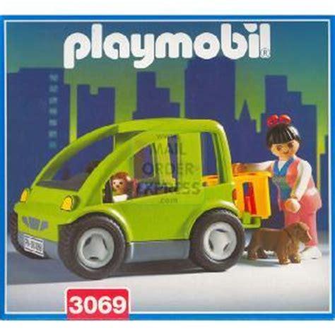 Modern House Door playmobil city life modern living economy car educational