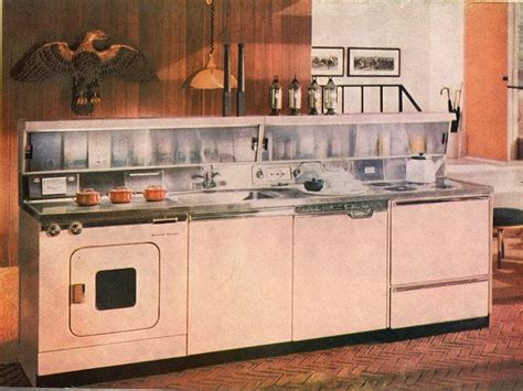 kitchen combo appliances a great all in one pink appliance unit featuring a sink