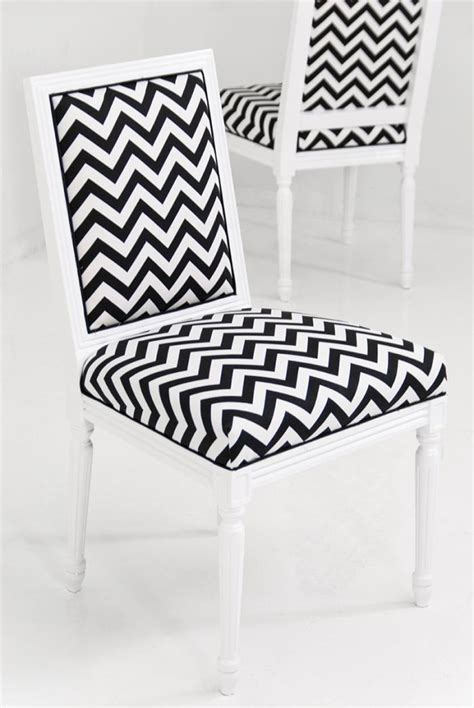 Chevron Dining Chairs Www Roomservicestore Bordeaux Chevron Print Dining Chair