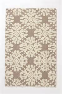 coqo floral rug anthropologie home stuff