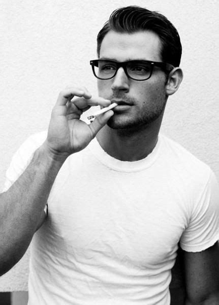 Hot Guys Smoking A Cigarette   It's Raining Men   Pinterest