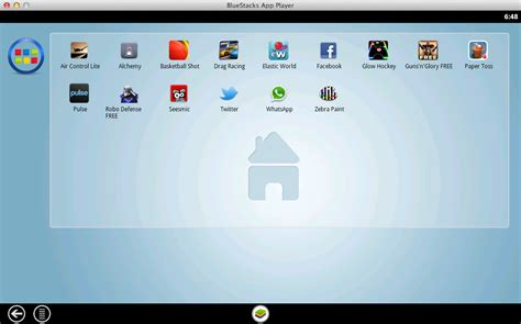 bluestacks for mac bluestacks allows you to run android apps on a mac mac