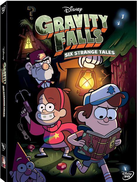 Or Gravity Falls Island Studios Disney S Gravity Falls Six Strange Tales Dvd Giveaway
