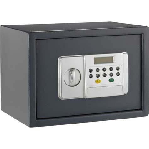 buy electronic digital safe with lcd display at argos co