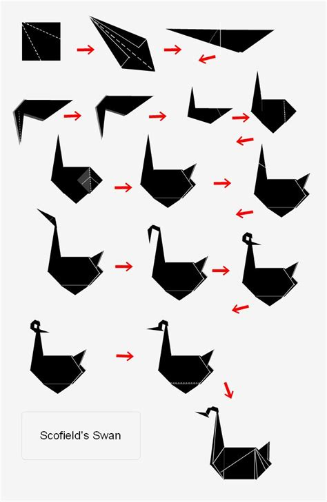 origami prison 25 best ideas about origami swan on simple