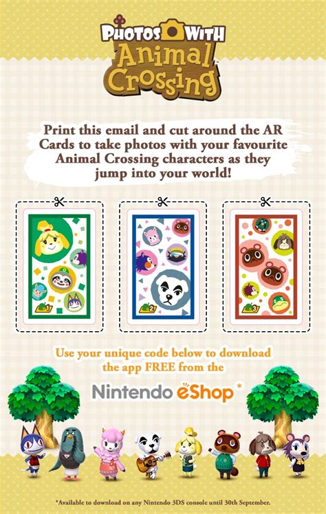 nintendo 3ds home design download code nintendo uk sends out free photos with animal crossing