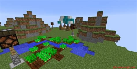 pvp island minecraft map obsidian islands pvp map 1 12 1 1 12 file minecraft com