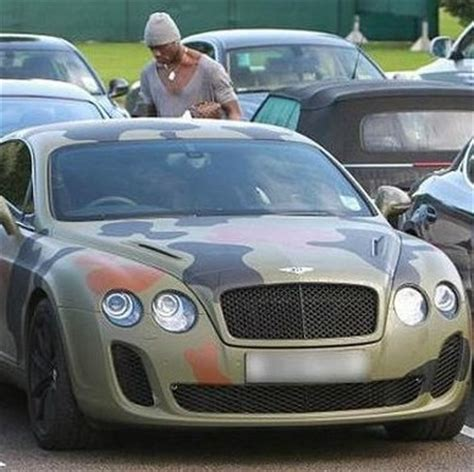 bentley camo balotelli camouflage bentley 187 who ate all the pies