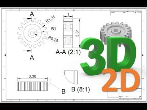 Convert 2d Drawing To 3d