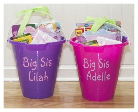 gift ideas from baby to big buckets big and 3 on