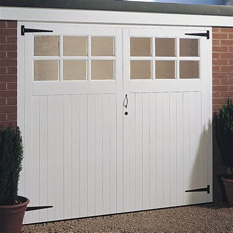 Garage Door by Side Hung Garage Door Pair H 2134mm W 2134mm
